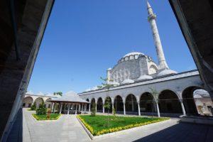 Мечеть Михримах Султан Эдирнекапы Стамбул