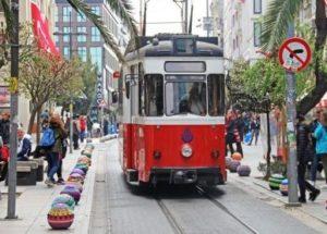 Трамвай Кадыкёй-Мода