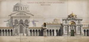 Большой императорский дворец Константинополя