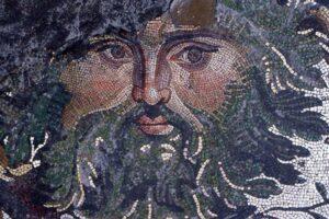 Музей мозаики Большого дворца Стамбул