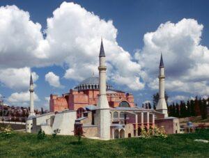 Собор Святой Софии Миниатюрк Стамбул Aya Sofya Miniatürk