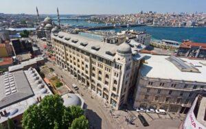 Стамбул где остановиться