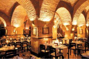 Цистерна в Лалели Стамбул