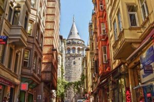 в каком районе Стамбула остановиться
