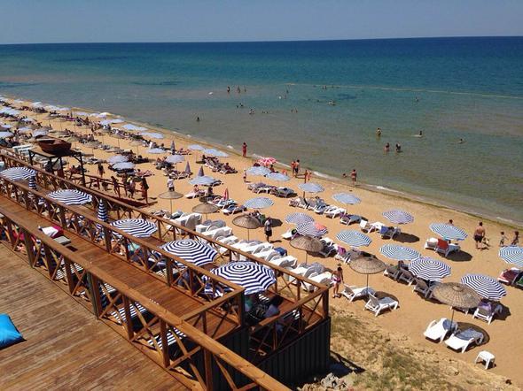 Пляжи Стамбула где искупаться