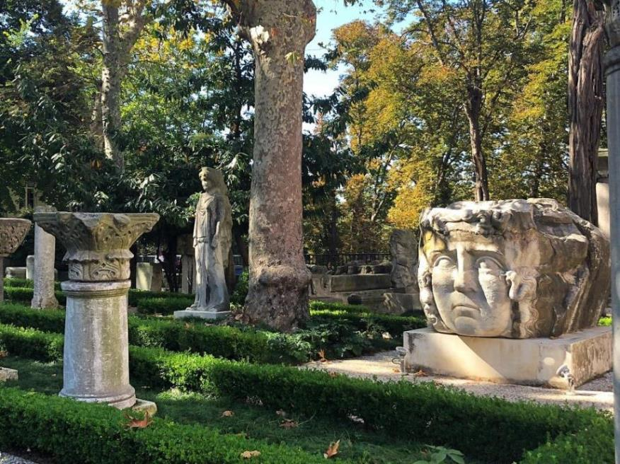 Стамбул Археологический музей