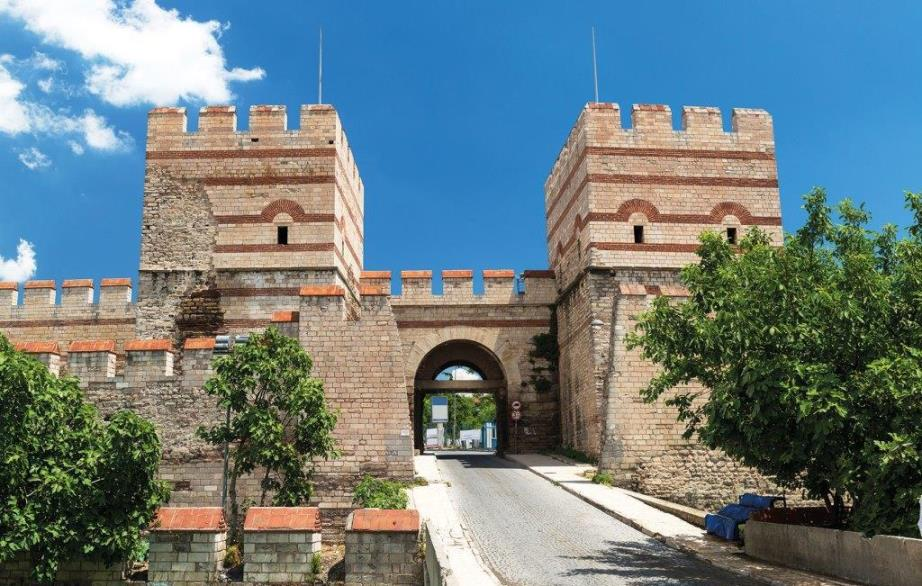 Стены Феодосия