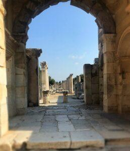 Из Стамбула в Эфес самостоятельно