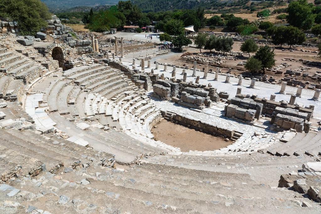 Из Стамбула в Эфес