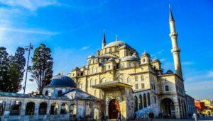 Стамбул мечети