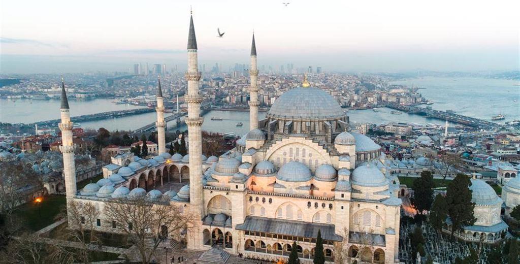 ТОП-10 мечетей Стамбула