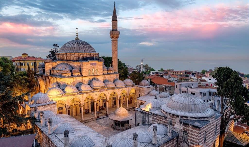 ТОП мечетей Стамбула
