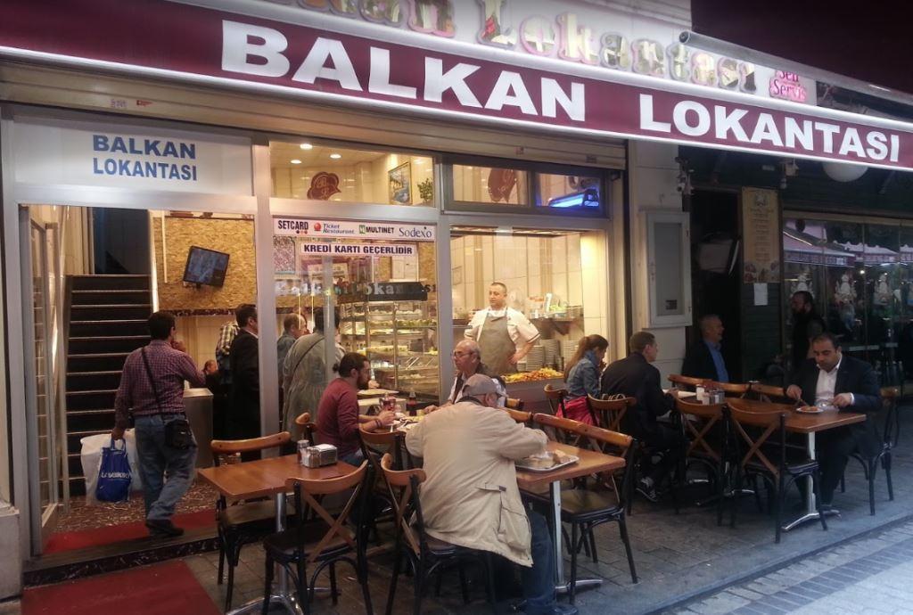 Где недорого поесть в Стамбуле