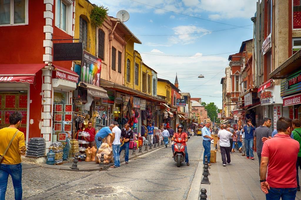 Стамбул за 1 день