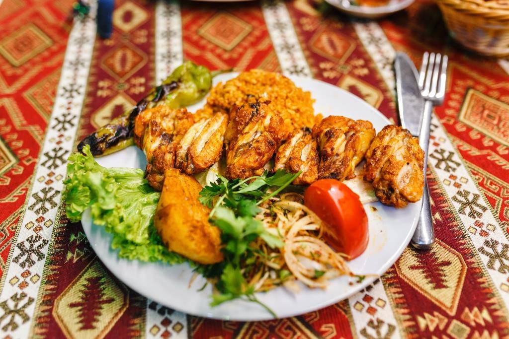 Дешевая еда в Стамбуле