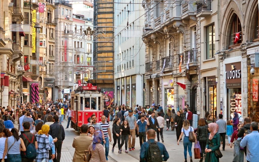 Стамбул за один день самостоятельно