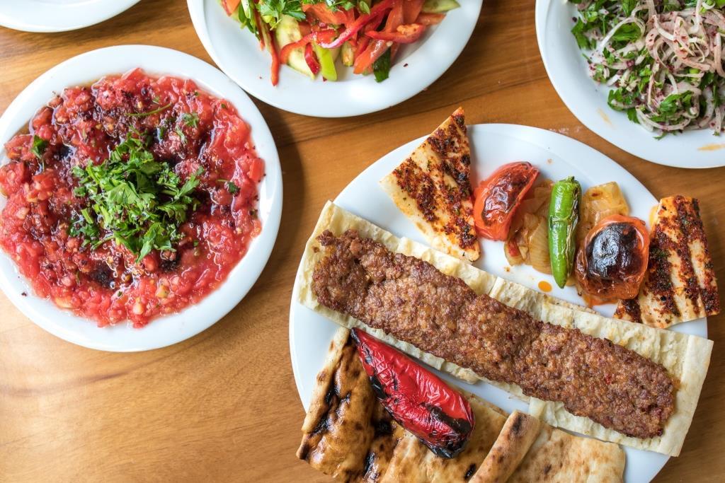 Где поесть кебаб Стамбул