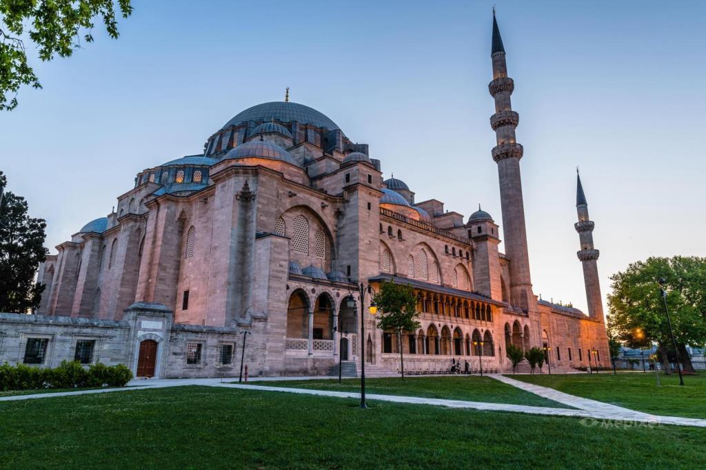 Мимар Синан главный архитектор Стамбула