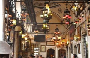 Лучшие кофейни Стамбула