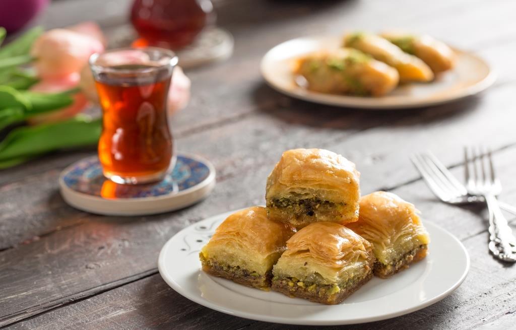 ТОП-10 лучших блюд в Стамбуле