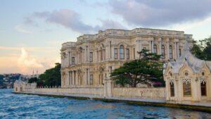 Стамбул, дворец Бейлербей