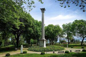 Колонна Готов Парк Гюльхане Стамбул