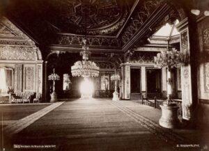 Дворец Бейлербей Стамбул