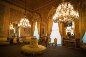 Дворец Бейлербей в Стамбуле