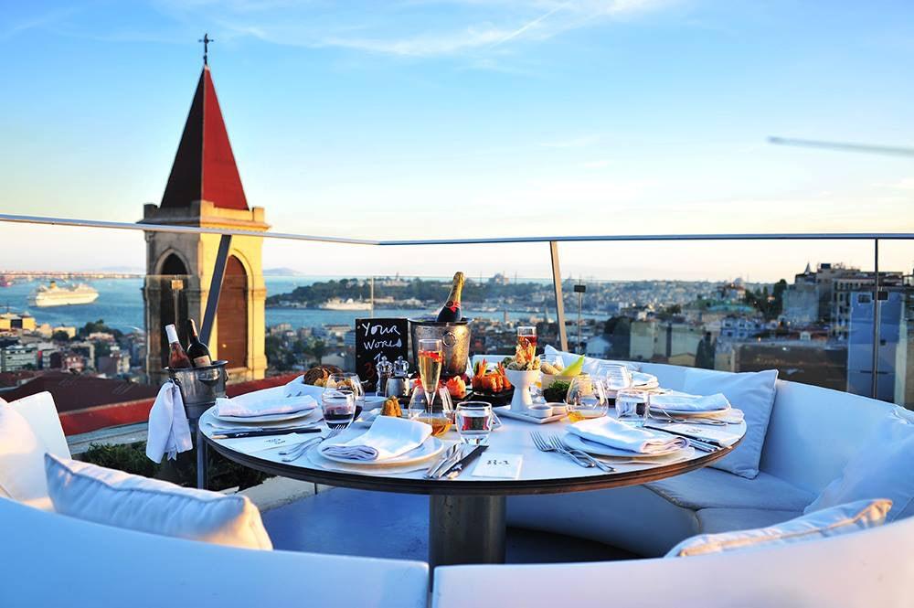 ТОП-10 ресторанов Стамбула