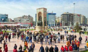 Таксим Стамбул как добраться
