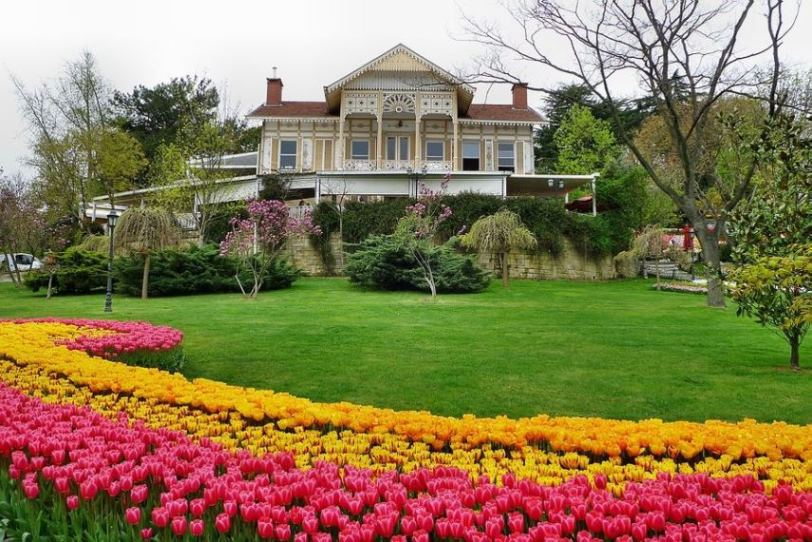 Парк Эмирган Стамбул
