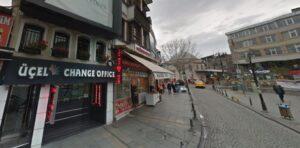 Валюта в Стамбуле