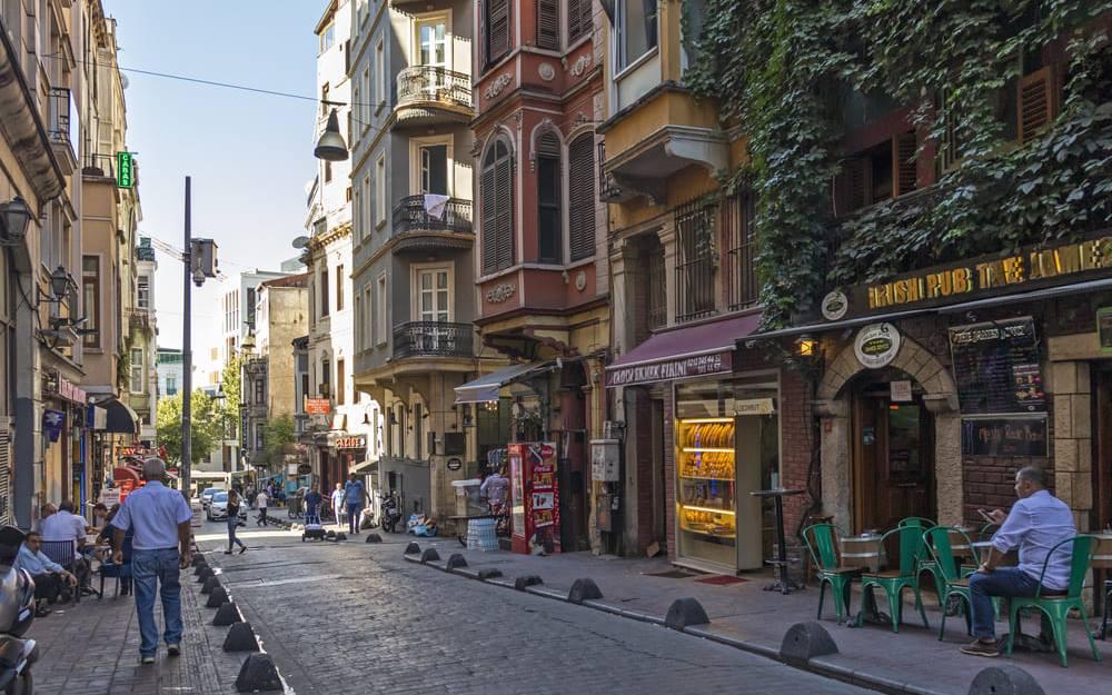 Как добраться из России до Стамбула