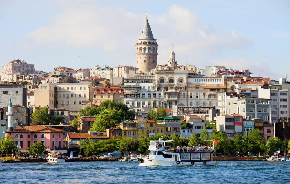 Как добраться до Стамбула из России