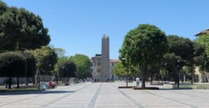 Площадь Султанахмет Стамбул