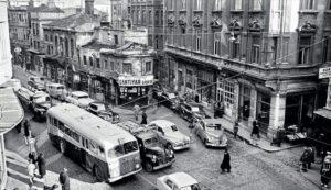 Фото старого Стамбула