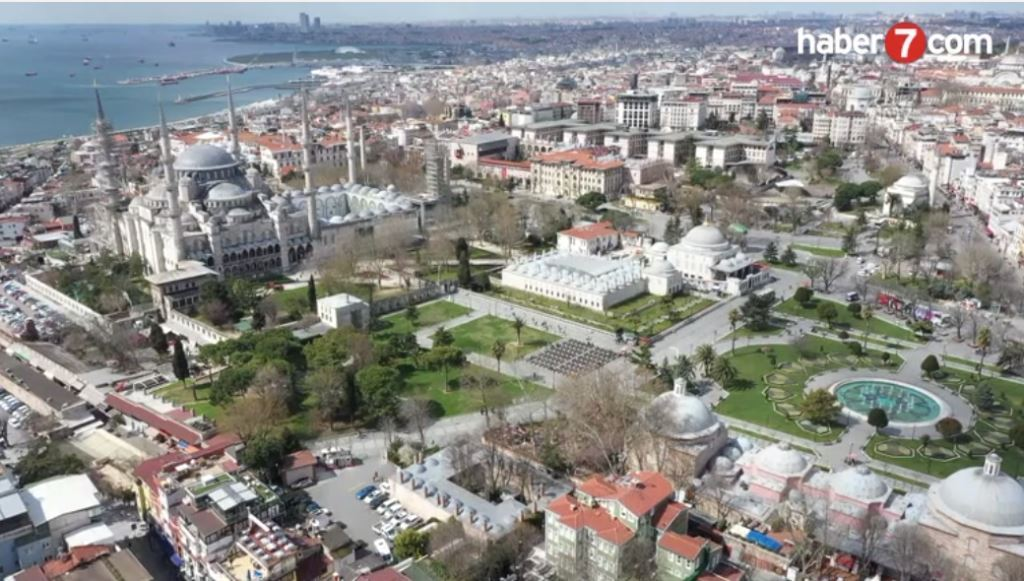 Коронавирус в Стамбуле 2020 последние новости