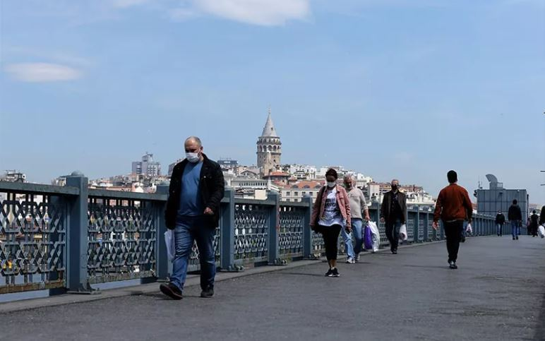 Коронавирус в Турции последние н