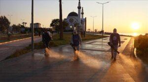 Стамбул коронавирус новости
