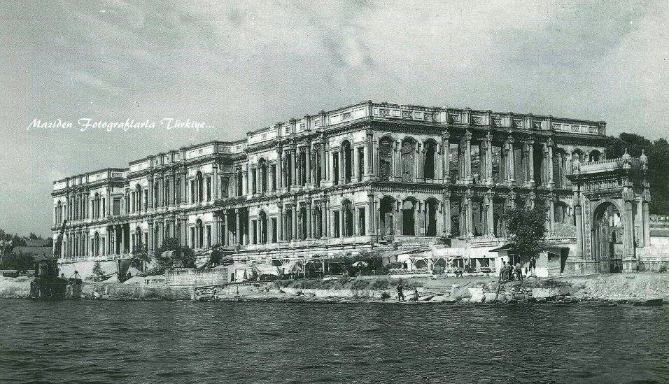 Чираган отель в Стамбуле