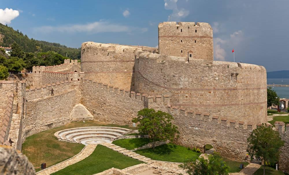 Крепость Килитбахир, Чанаккале