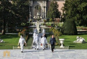 Коронавирус в Стамбуле