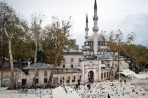 Мечеть Эюп Стамбул