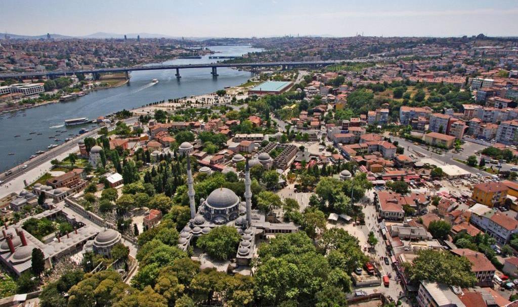 Мечеть Султана Эйюпа Стамбул