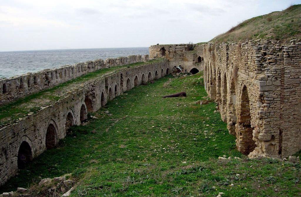 Крепость Седулбахир, Чанаккале, Турция