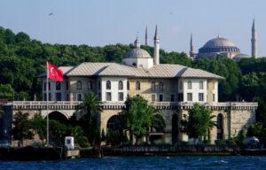Бухта Золотой Рог в Стамбуле