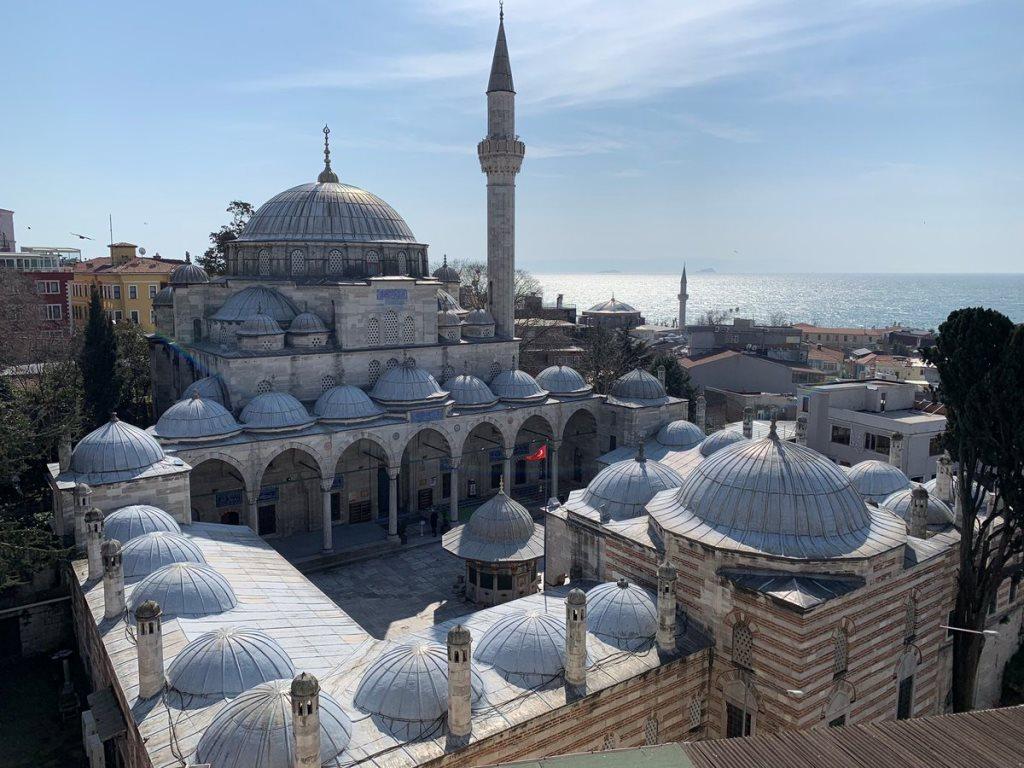 Мечеть Соколлу Мехмет Паша в Стамбуле