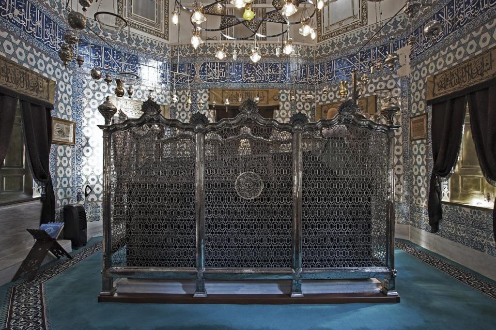 Мечеть Султана Эюпа Стамбул