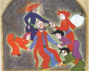 Казнь и смерть Ибрагима Паши