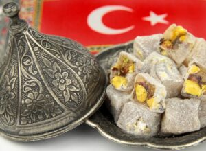 Турецкие сладости что попробовать